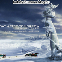 The day after tomorrow - Where will you be?