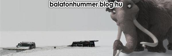 Jégkorszak Hummer H2