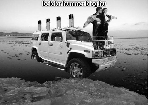 Hummer Titanic