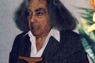 Faludy György a Balatoni Múzeumban