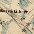 Az Akasztófa hegy - Pótharaszt puszta / Pest megye