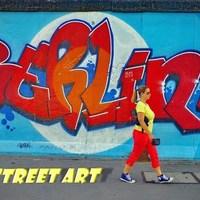 Street Art városnézés Berlinben