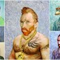 A fületlen festő és a popkultúra - Pop Gogh
