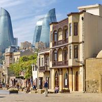 Baku: Párizs és Dubai szerelemgyereke