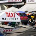 Őrült taxis Marseilleben - VIDEO
