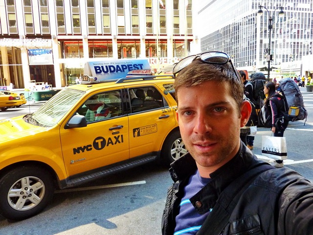 Budapest tapéta New Yorkban