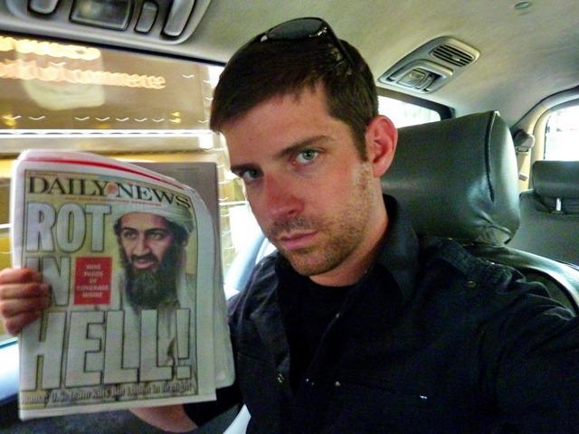 New York moment – Osama halott! - VIDEO