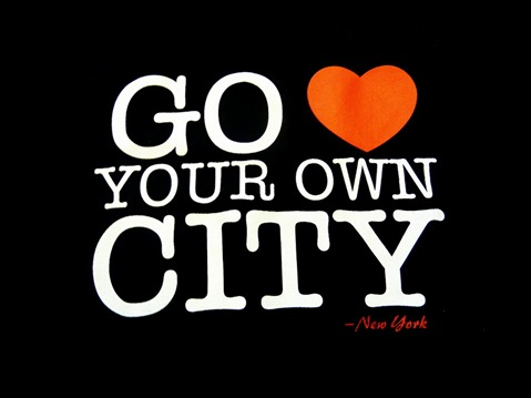 New York üzeni: Go ♥ Your Own City! - KÉPEK