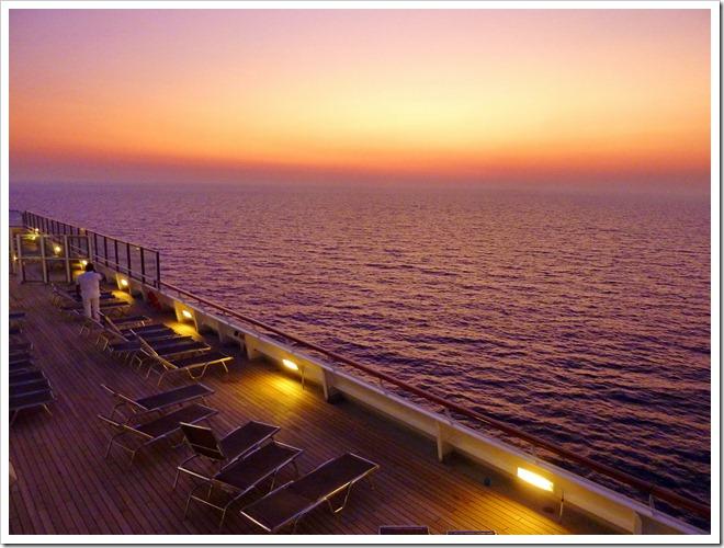 A világ leggiccsesebb naplementéi – a tengeren