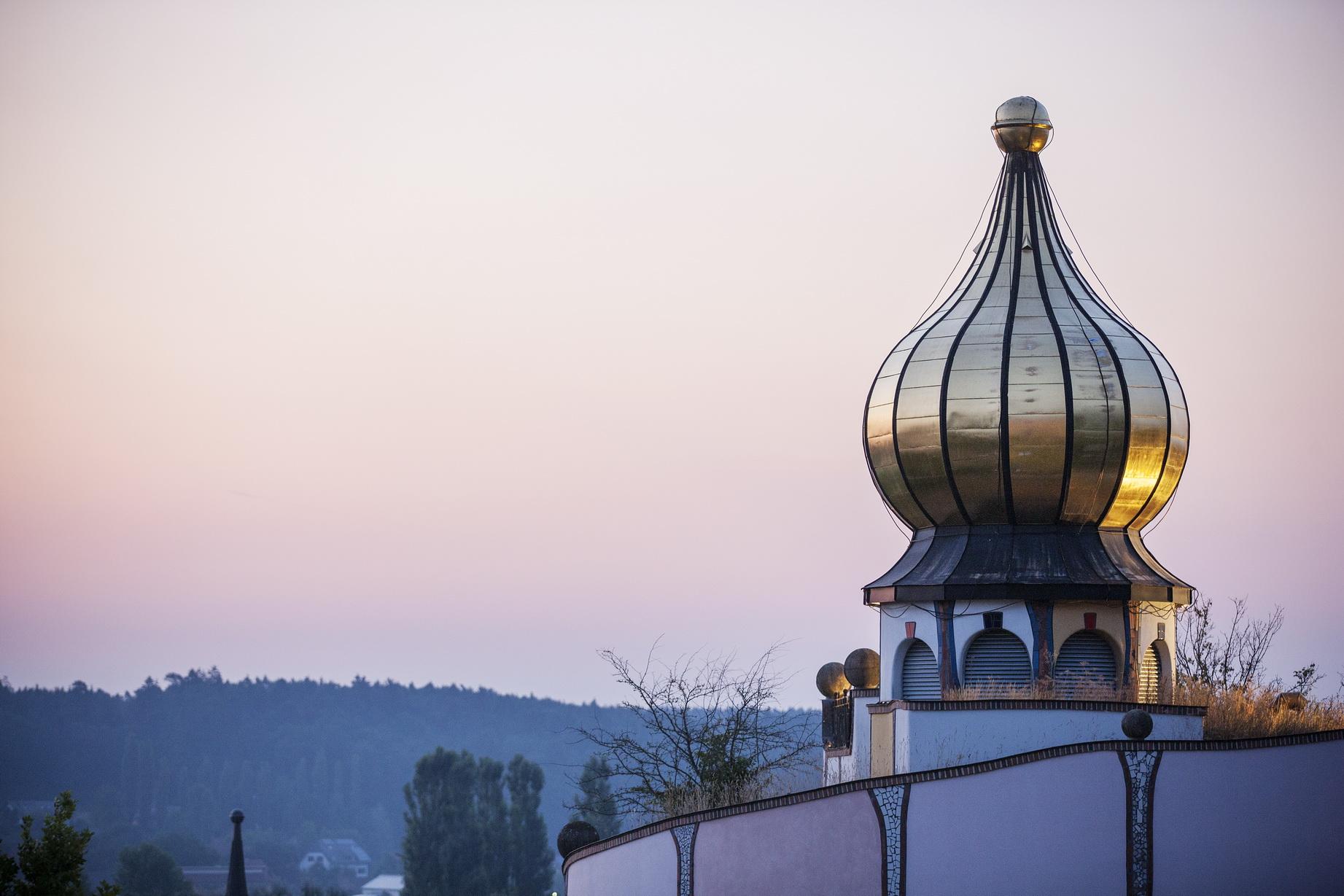 Fotó: Rogner Bad Blumau / Steiermark Tourismus