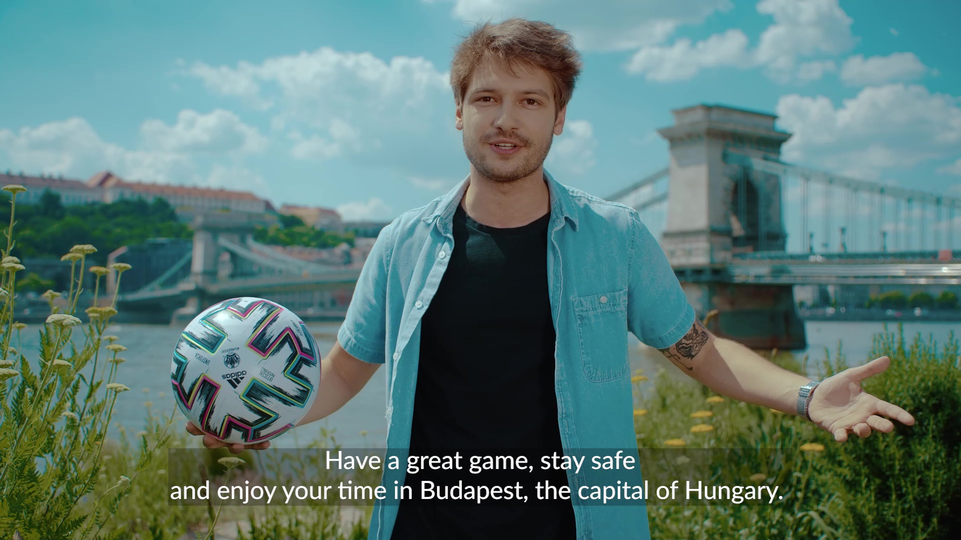 Budapest videó focidrukkereknek