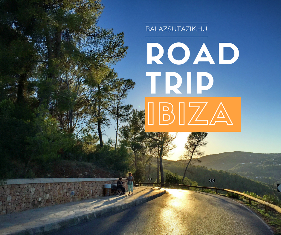 Ibiza roadtrip