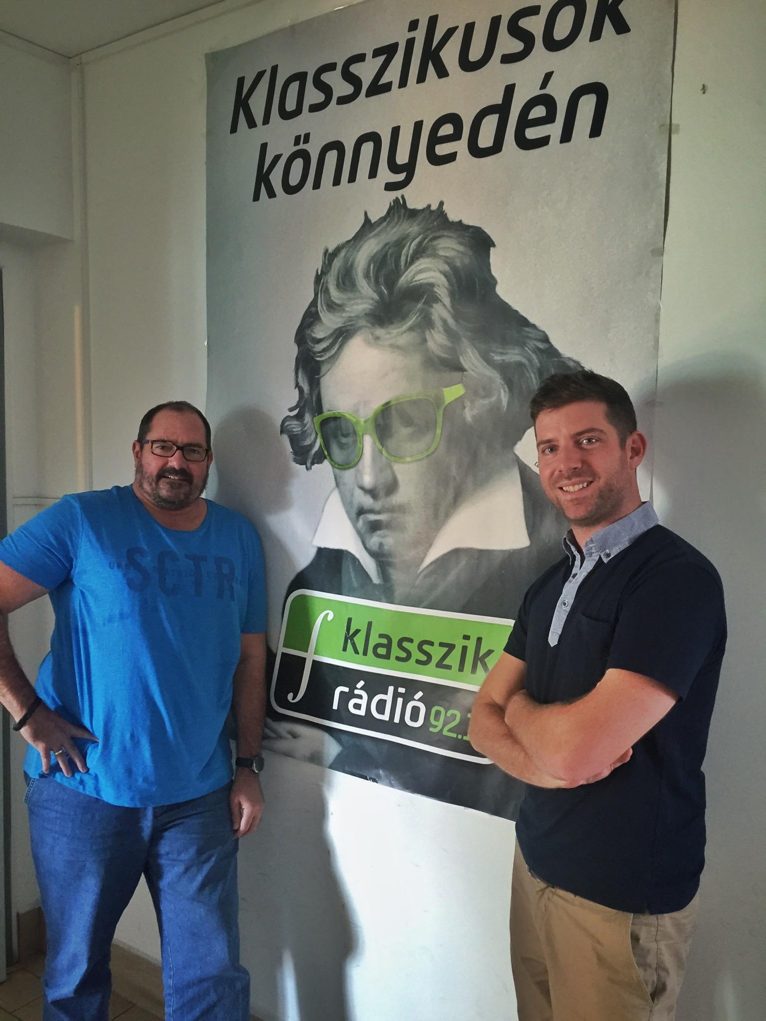 Klasszikusok könnyedén - Klasszik rádió interjú