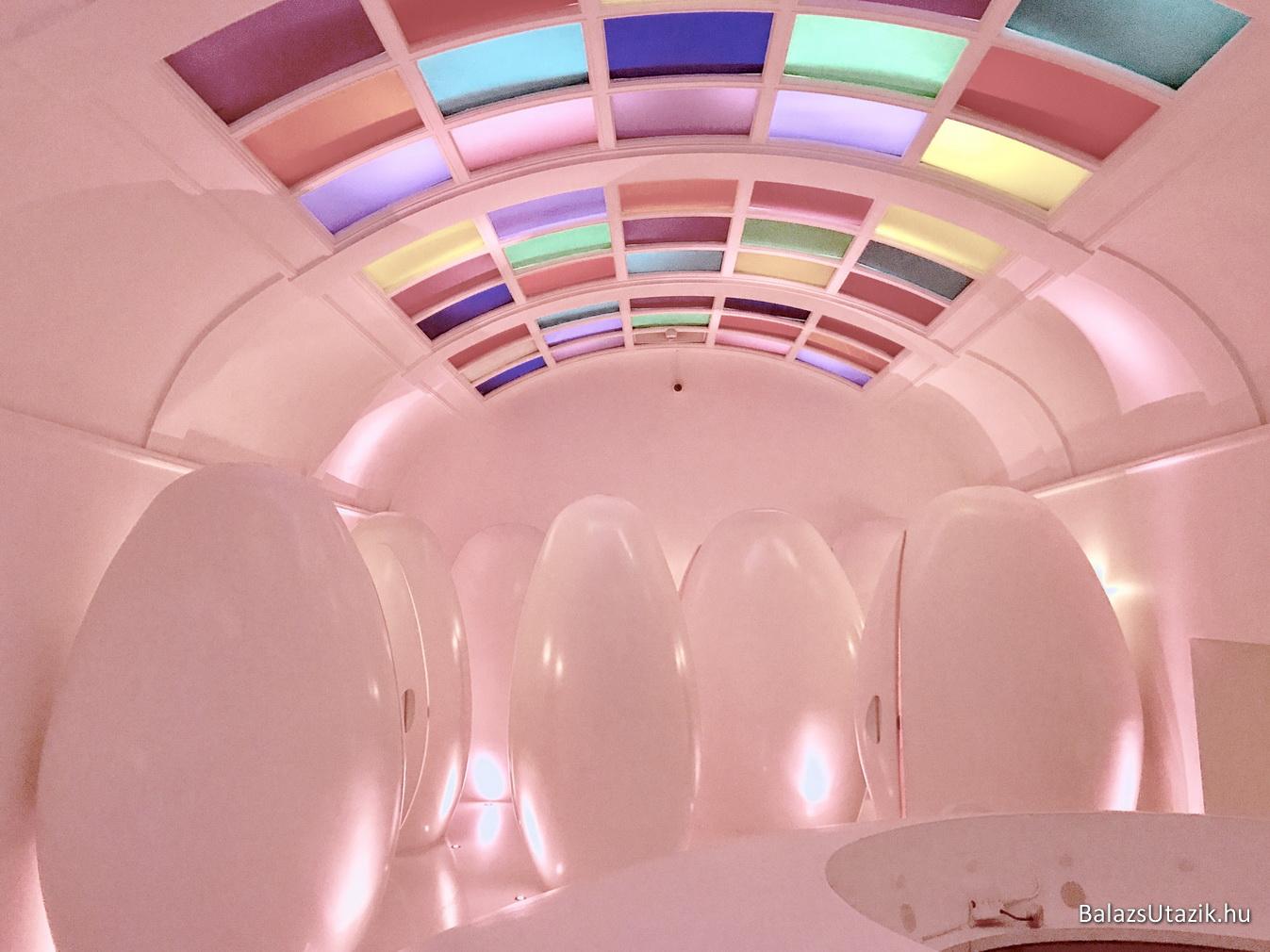 Ez a legszürreálisabb WC, ahol valaha jártam!