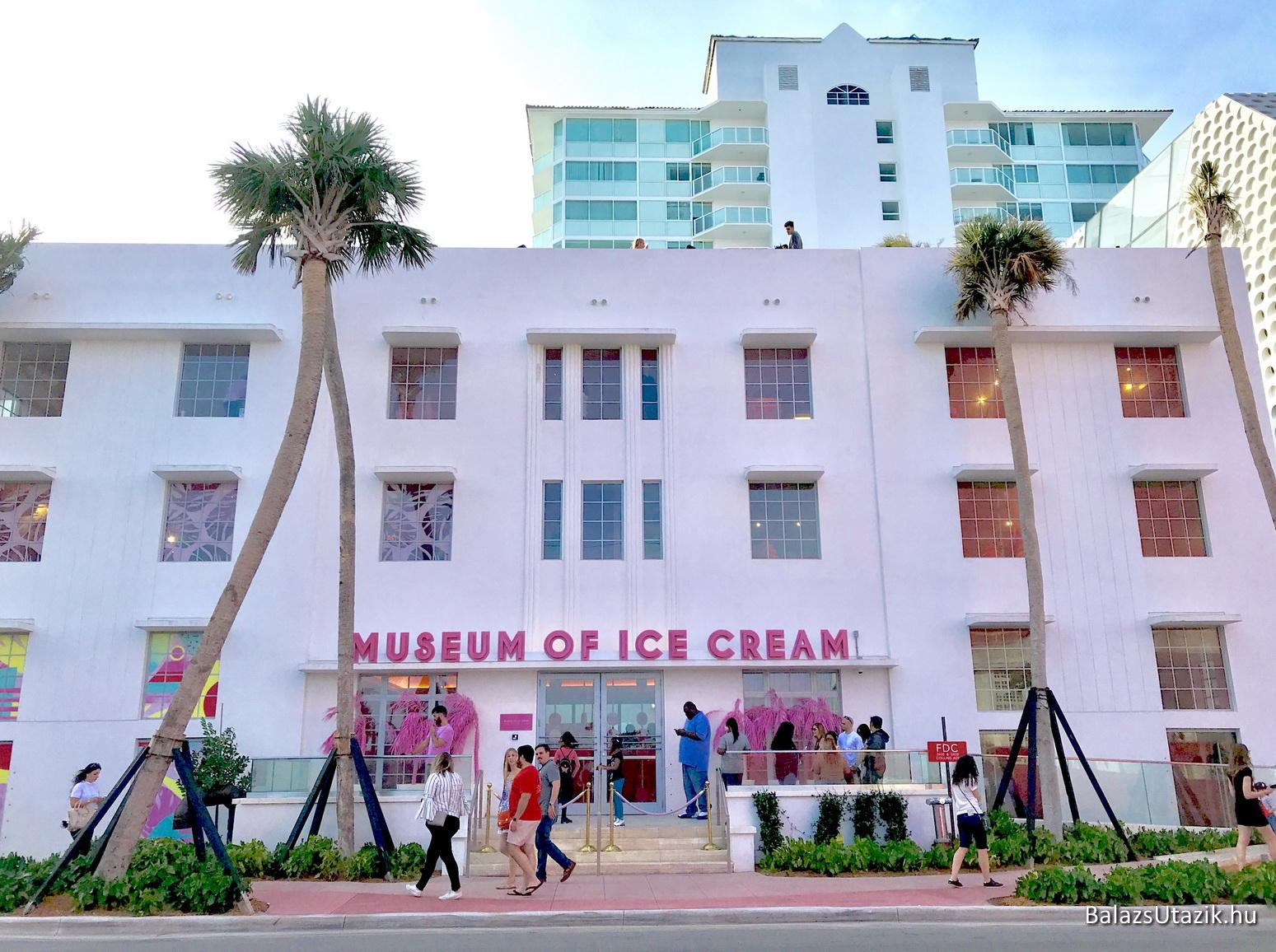 Instagrammerek álma a fagyimúzeum