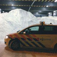 A belga hatóságok nagy kokain fogása