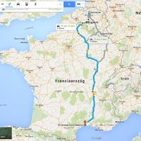 Montpellieri nyaralás (2015-07-21)
