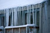 balkon télen