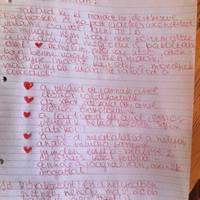 Szakítós levél