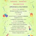 Farsangi Meghívó (2016., Bálványos)