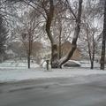 A megkésett havazás