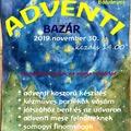 Adventi Bazár - Waldorf Iskola