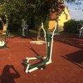 Játszótér felnőtteknek - tornapálya nyílt Bálványoson