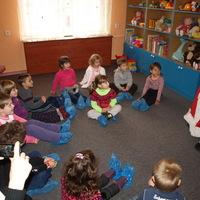 Nagykarácsonyban a bálványosi óvodások (1. rész)