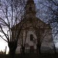 Naplemente után - református templom