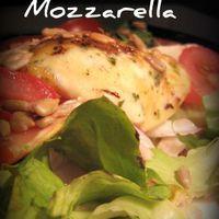 Grillezett mozzarella...