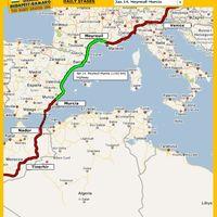 Murcia felé