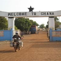 Csempeszunk Ghanaba