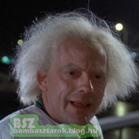MEGAPACK: Doki / Dr. Emmett Brown / Christopher Lloyd / Vissza a Jövőbe / Back to the Future