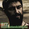 King Leonidas / Gerard Butler / 300