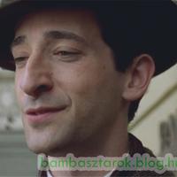 Wladyslaw Szpilman / Adrien Brody / Zongorista