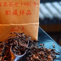 Mákízű öreg tea Bai Wenxiang teamester privát gyűjteményéből