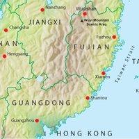A Wuyi hegyi teáktól felforrósodik a test és kipirul az arc