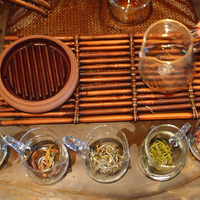 Ya Bao Ye Sheng, a lepkebáb formájú vad tearügy