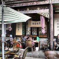 Ma megkedveltek bennünket a Zhiju Chafang 智矩茶房 teaházban