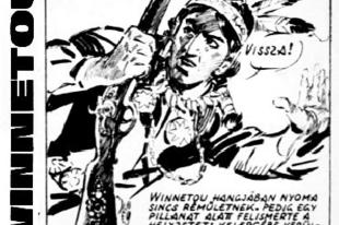 Az első magyar szóbuborékos képregény újra porondon?