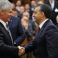 Orbán Viktor azért nem vitázik, mert egy gyáva, sunyi tolvaj!