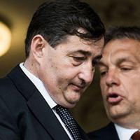 Mészáros Lőrinc, aki Orbán Viktor vagyonát gyűjti.