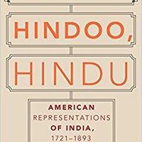 \WORK\ Heathen, Hindoo, Hindu: American Representations Of India, 1721-1893. manga support Georgia issues Ordenar