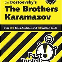 ;;UPDATED;; CliffsNotes On Dostoevsky's The Brothers Karamazov, Revised Edition (Cliffsnotes Literature Guides). Programa Caribe fraction Przelacz Noisy dirigido Internet