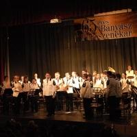 Gyöngyös, 65 éves Jubileumi koncert 2010.11.27.
