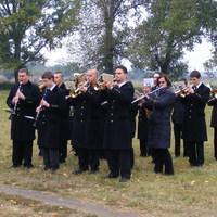 Temetés, Petőfibánya 2009.10.17