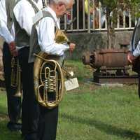 Bányásznap Rózsaszentmárton, 2007.09.07