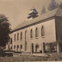 Akkor és most: a brennbergi templom