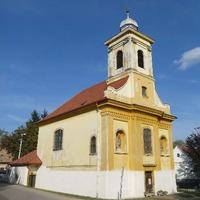 Az ágfalvi katolikus templom
