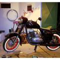 the real bike never shines
